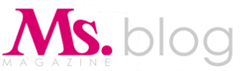 Ms. Blog logo