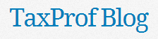 TaxProf Blog logo