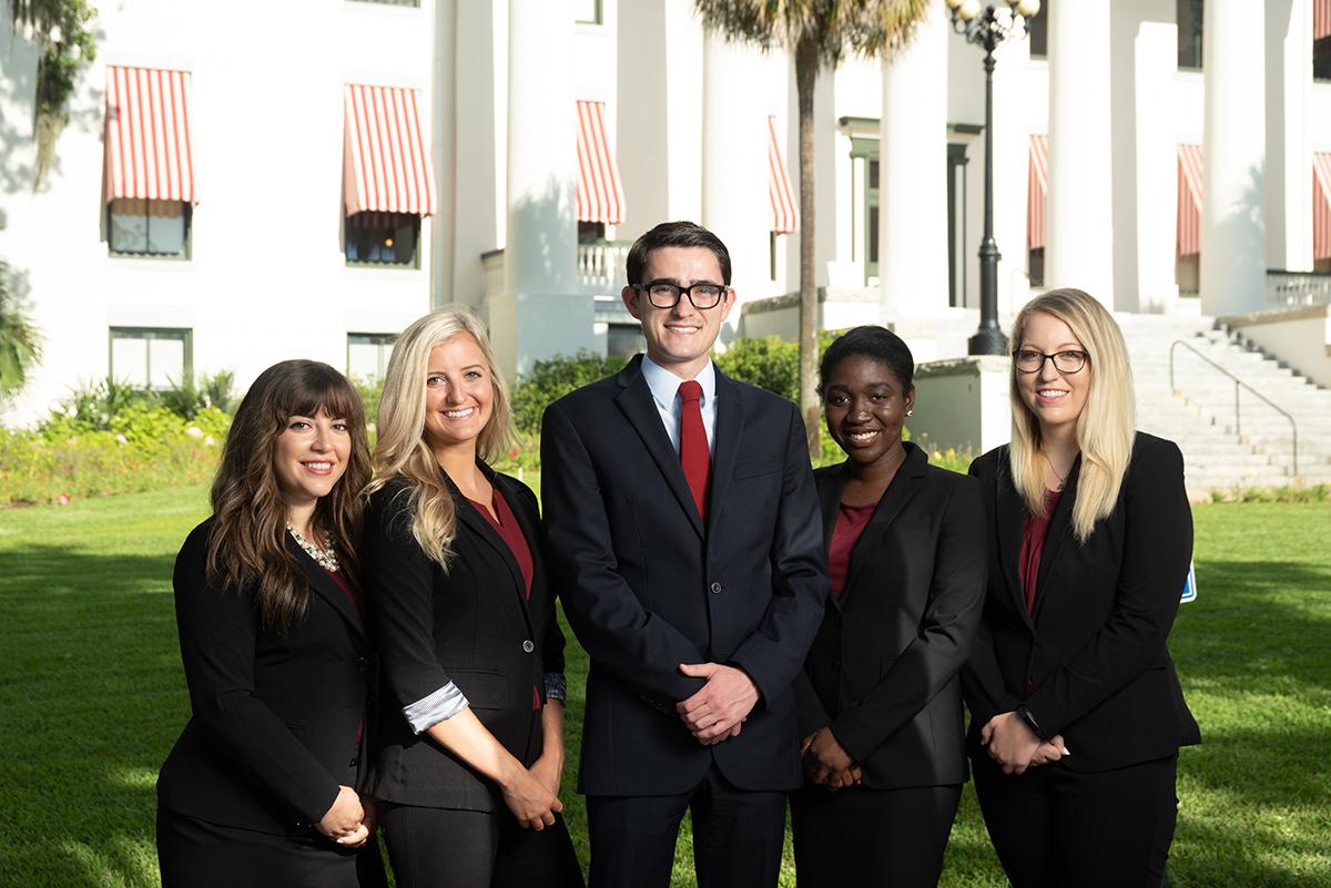 FSU Law students