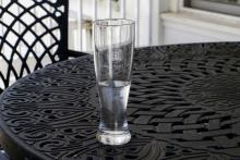 12 oz Pilsner Glass - $10