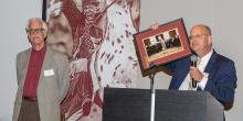 Professor Ehrhardt's 50-Year Anniversary Celebration