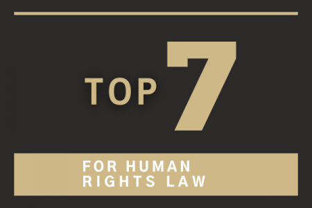 Top 7 For Human Rights Law graphic